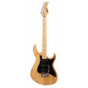 Cort G200 Electric Guitar in Deluxe Natural - G200DX-NAT