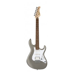 Cort G250 Electric Guitar in Silver Metallic - G250-SVM