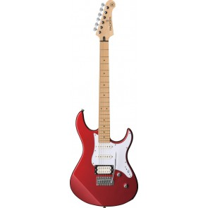 Yamaha Pacifica 112V in Red Metallic Electric Guitar with Maple Neck - GPA112VMRM