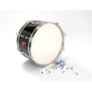 Percussion Plus PP788 Junior Marching Bass Drum 20""
