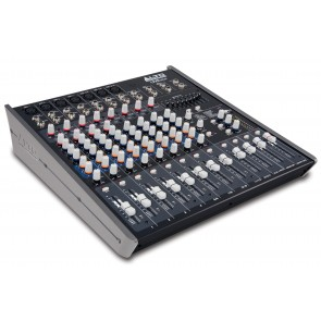 Alto Professional LIVE 1202 12 Channel / 2 Bus Mixer with Dynamic Control, Alesis DSP and USB