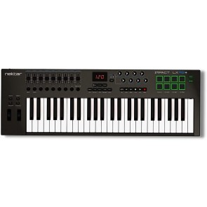 8 Pack of Nektar 49 Note Controller Keyboards with Full Size Keys - LX49+