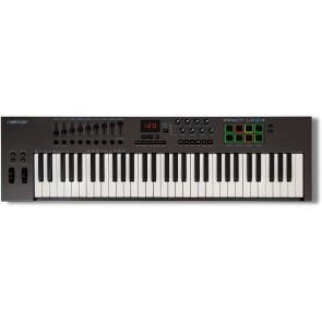 4 Pack of Nektar 61 Note Controller Keyboards with Full Size Keys - LX61+