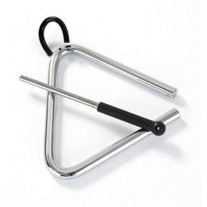 "Percussion Plus PP032 6"" Triangle"