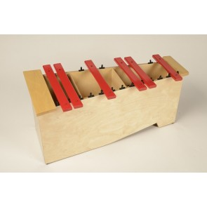 Percussion Plus PP5028 Harmony Xylophone Bass Chromatic Half