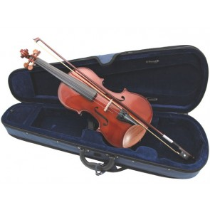 The Sound Post VF002-14-R Primavera 90 1/4 Size (Quarter Size) Violin Outfit