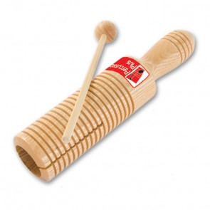 Percussion Plus PP242 Wooden Single Agogo