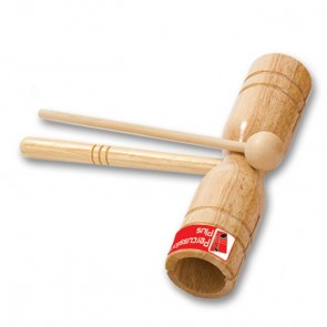 Percussion Plus PP253 Double Wooden Tone Block