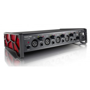 Tascam High-Resolution USB Audio/MIDI Interface (4 in- 4 out) US-4x4HR