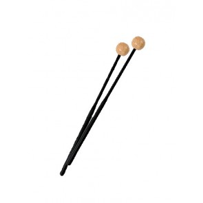 Percussion Plus PP385 Hard Wooden Beater Pair