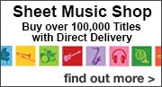 Buy Sheet Music Online