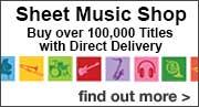 Buy Sheet Music Online