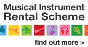 Musical Instrument Rental Scheme